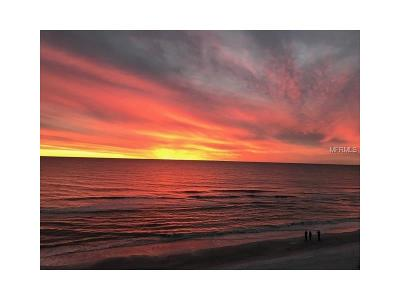 Redington Beach Condo For Sale: 16332 Gulf Boulevard #4A