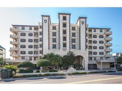 Hernando County, Hillsborough County, Pasco County, Pinellas County Condo For Sale: 19520 Gulf Boulevard #402
