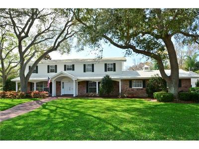 Hernando County, Hillsborough County, Pasco County, Pinellas County Single Family Home For Sale: 303 Ocala Road