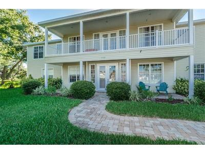 Tarpon Springs Single Family Home For Sale: 730 N Florida Avenue