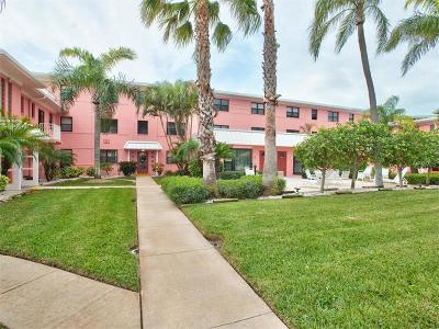 St Pete Beach Condo For Sale: 6900 Sunset Way #604