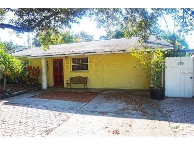Gulfport FL Single Family Home For Sale: $139,000