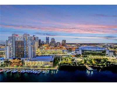 Tampa Condo For Sale: 371 Channelside Walk Way #1902