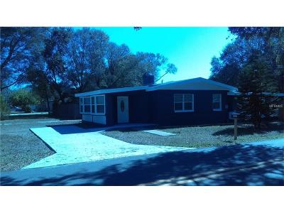 Pinellas Park Single Family Home For Sale: 5690 80th Avenue N