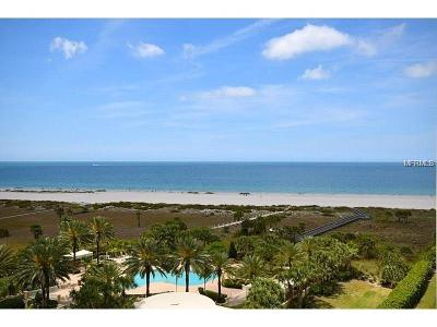 Clearwater, Clearwater Beach Condo For Sale: 1180 Gulf Boulevard #703