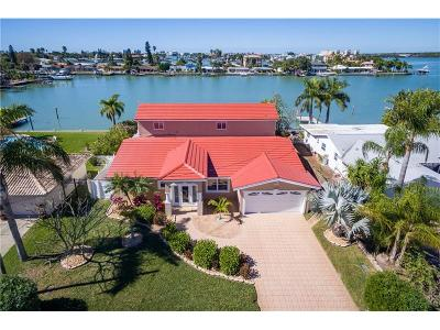 Madeira Beach, Madiera Beach Single Family Home For Sale: 572 Johns Pass Avenue