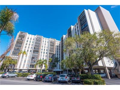 Treasure Island Condo For Sale: 10355 Paradise Boulevard #402