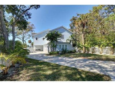 Clearwater, Clearwater Beach, Clearwater` Single Family Home For Sale: 608 N Osceola Avenue