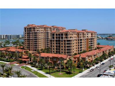 Clearwater Beach Condo For Sale: 521 Mandalay Avenue #504