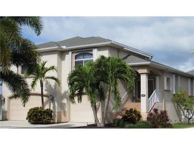 Belleair Beach Single Family Home For Sale: 109 8th Street
