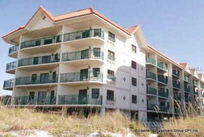 St Pete Beach Condo For Sale: 4000 Gulf Boulevard #311