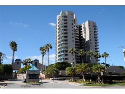 Clearwater Beach Condo For Sale: 1520 Gulf Boulevard #507
