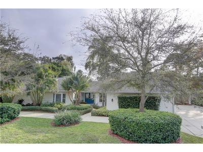 Largo Single Family Home For Sale: 2339 Kings Point Drive