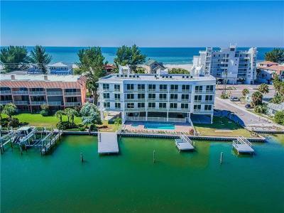 Treasure Island Condo For Sale: 10091 Gulf Boulevard #303
