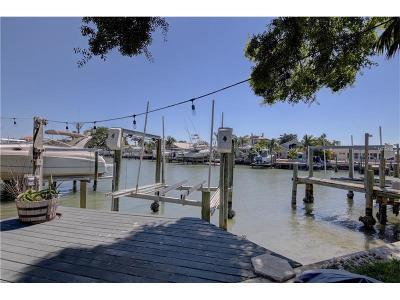 Redington Shores Single Family Home For Sale: 17741 1st Street E