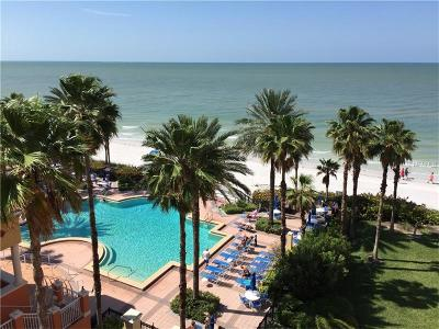 Rental For Rent: 16700 Gulf Boulevard #622