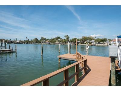 St Pete Beach Single Family Home For Sale: 373 Hermosita Drive
