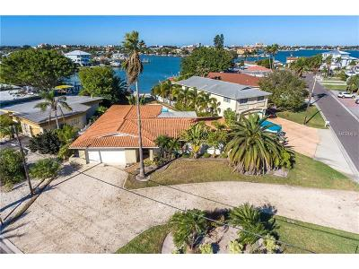 Redington Beach Single Family Home For Sale: 414 161st Avenue