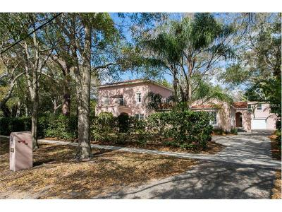 Oldsmar Single Family Home For Sale: 103 Arlington Avenue E