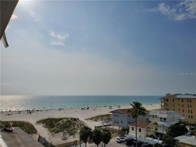 Clearwater, Clearwater Beach, Clearwater` Condo For Sale: 15 Avalon Street #6H