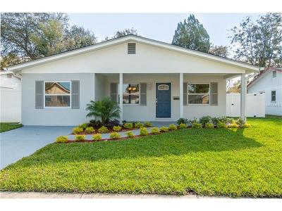 Tampa Single Family Home For Sale: 4438 S Lanier Drive