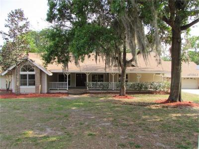 Hernando County, Hillsborough County, Pasco County, Pinellas County Single Family Home For Sale: 1055 Riverside Ridge Road