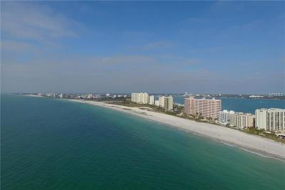 Clearwater, Clearwater Beach Condo For Sale: 1370 Gulf Boulevard #204