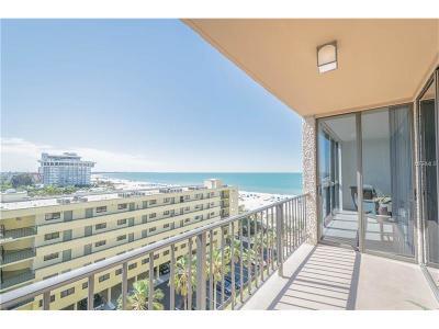 St Pete Beach Condo For Sale: 5396 Gulf Boulevard #809