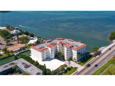 Clearwater, Clearwater`, Cleasrwater Condo For Sale: 1860 N Fort Harrison Avenue #201