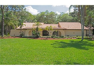 Clearwater, Cleasrwater, Clearwater` Single Family Home For Sale: 2401 Margolin Lane