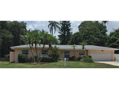 Belleair Single Family Home For Sale: 1731 Eagles Nest Drive