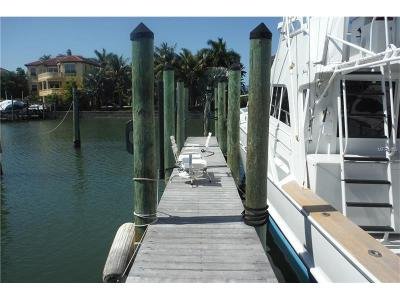 Gulfport Single Family Home For Sale: 6300 Pasadena Point Boulevard S #71