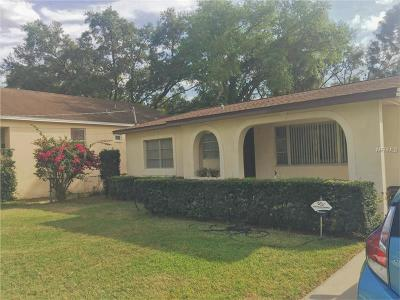 Tampa Single Family Home For Sale: 8914 Memorial Highway