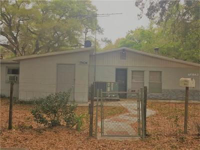 Single Family Home For Sale: 17434 Disk Drive