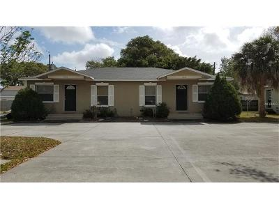 Pinellas Park Multi Family Home For Sale: 7251 63rd Street N