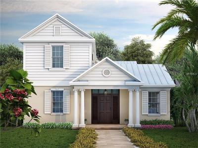 St Petersburg FL Single Family Home For Sale: $850,000
