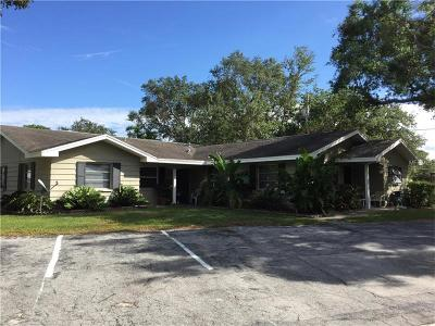 Belleair Bluffs Multi Family Home For Sale: 449 Jewell Court