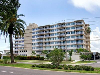 Clearwater, Clearwater Beach Condo For Sale: 223 Island Way #6H
