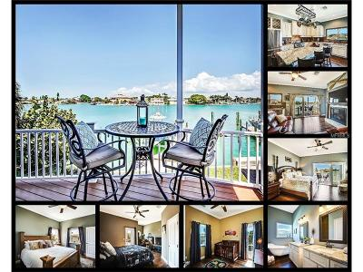Madeira Beach, Madiera Beach Single Family Home For Sale: 13211 Boca Ciega Avenue