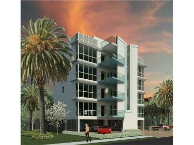 Madeira Beach, Madiera Beach Condo For Sale: 14107 Gulf Boulevard #3