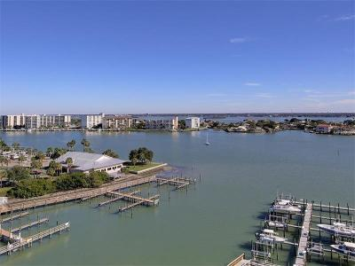 Clearwater Beach Condo For Sale: 521 Mandalay Avenue #1110