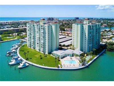 St Pete Beach Condo For Sale: 400 64th Avenue #102