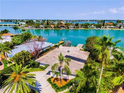 Treasure Island Single Family Home For Sale: 32 Dolphin Drive