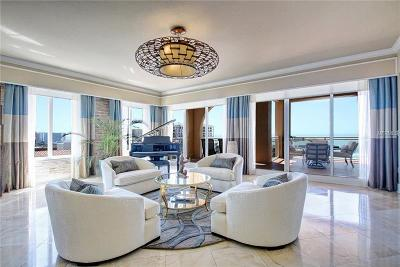 Clearwater Beach FL Condo For Sale: $2,889,000