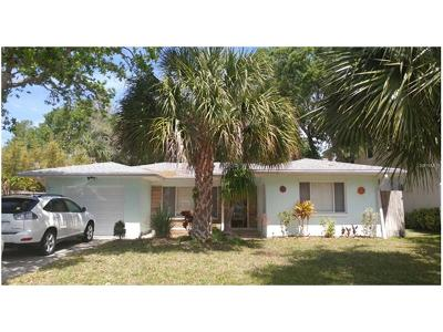 Belleair Single Family Home For Sale: 103 5th Street #A