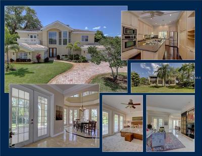 Belleair, Belleair Bluffs Single Family Home For Sale: 105 Manatee Road