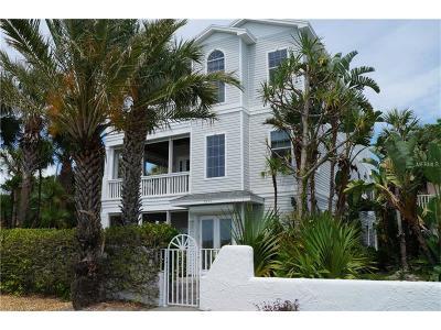 St Pete Beach FL Rental For Rent: $6,500