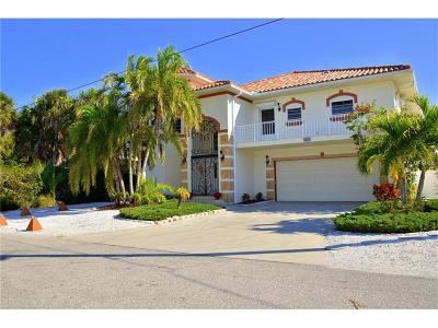 Anna Maria Single Family Home For Sale: 238 Lakeview Drive