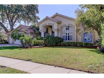 Oldsmar Single Family Home For Sale: 105 Kelleys Trail