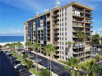 St Pete Beach Condo For Sale: 5396 Gulf Boulevard #309